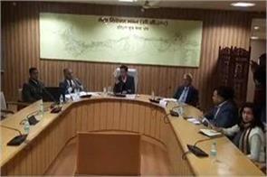 meeting of sainik welfare council held at haridwar