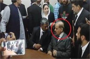 shahbaz sharif s physical remand extended for 14 days