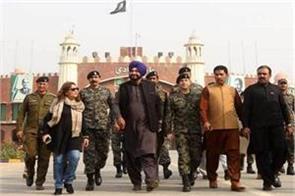 kartarpur corridor pakistan imran khan navjot singh sidhu