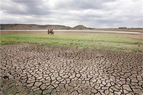 nine districts of odisha 5633 villages declared drought affected