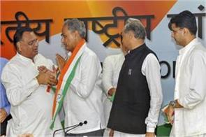 rajasthan a big setback to bjp before elections