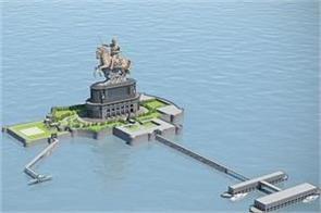 high court denies ban on shivaji memorial