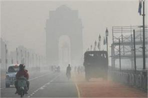 sunshine in delhi but air pollution remains intact