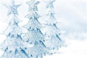 indians keen on celebrating white christmas new year report