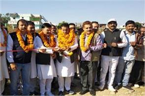 mla starts development works in kathua