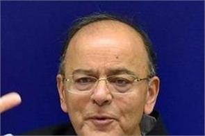 need a high economic growth to overcome poverty in the country jaitley
