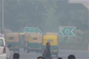 air pollutin in delhi