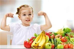 how to give children a balanced diet