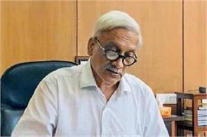 goa congress president will give up on parrikar s demand for resignation