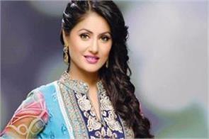 hina khan bollywood entry
