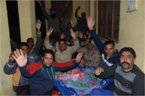 phe employees celebrate black diwali