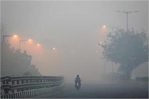 in the  severe category  of pollution in delhi