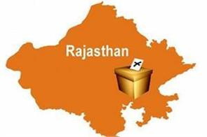 rajasthan elections filling up nomination 4160 candidates filed papers