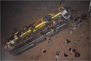 bus collides with more than 30 passengers mahanadi bridge 12 dead
