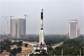 isro will launch gslv mk3 gsat 29 between gaza threat