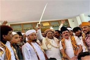 tipu jubilee celebrated between bjp s protest in karnataka