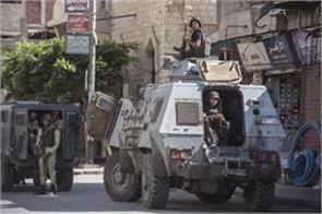 egypt security forces kill 12 militants in sinai province
