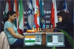 fide womens world championship hindi 1