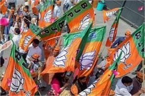 bjp s big action in rajasthan 11 rebel leaders showed way out of party