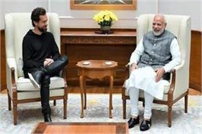 modi told the ceo of twitter it is a pleasure to be on this agency