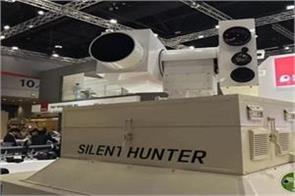 china demonstrates new laser defense weapon