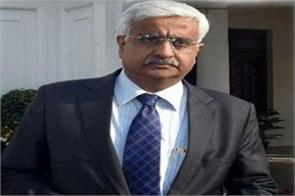 delhi chief secretary anshu prakash transferred