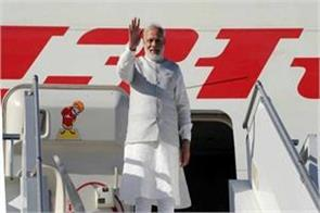 pm modi spent rs 2 450 crore on foreign visits in four and a half years