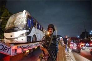 police attack 40 terrorists after attack on bus in egypt