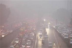 delhi s air serious for the fourth consecutive day