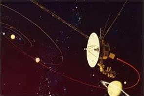 voyager 2  passing through space between stars
