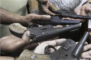 after the crimes and rape now the capital of illegal arms became delhi