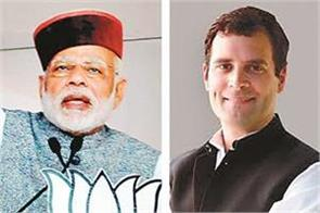 modi and rahul will try to take advantage of  old relations  with himachal