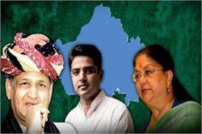 congress majority in rajasthan