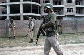 j k security forces piled two terrorists in sopore encounter