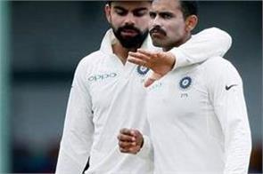 fast bowler was expecting so did not consider jadeja s selection kohli