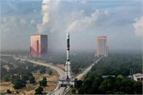 isro successfully launched communication satellite gsat 7a
