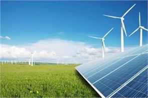 government s emphasis on renewable energy infrastructure cost challenge