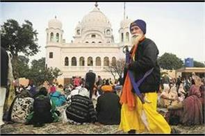 500 sikh pilgrims to come every day from kartarpur border