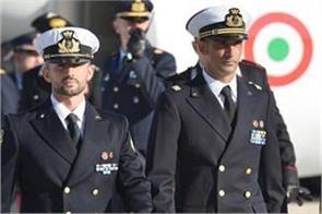 international court to hear case of italian marines accused of killing