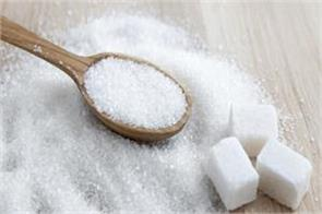 sugar production increased by 219 lakh tonnes