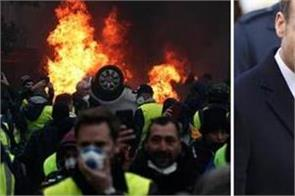 france fuel protests child rioters as young as 12 are among 153 arrested