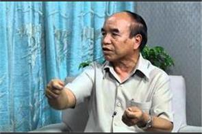 zoramthanga says china and pak gave support to mizo insurgency