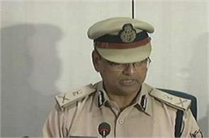 dgp ks dwivedi is not satisfied with the functioning of police