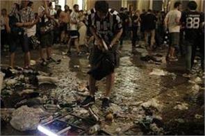 stampede in italian nightclub leaves 6 dead and over 100 injured