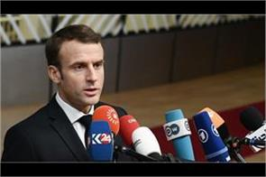 french president promises increase in minimum wages and tax
