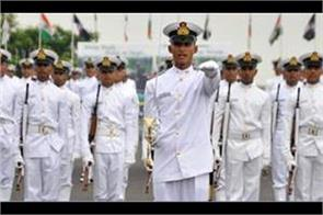 recruitment of 2500 posts in indian navy