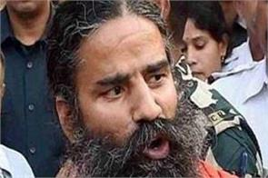 ramdev says there are now two ways to build ram temple