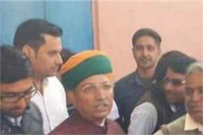 meghwal troubled by evm in rajasthan