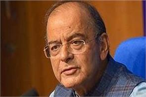 jaitley attack on opposition about isis module crackdown