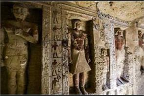 4400 year old tomb of royal egyptian priest is unearthed